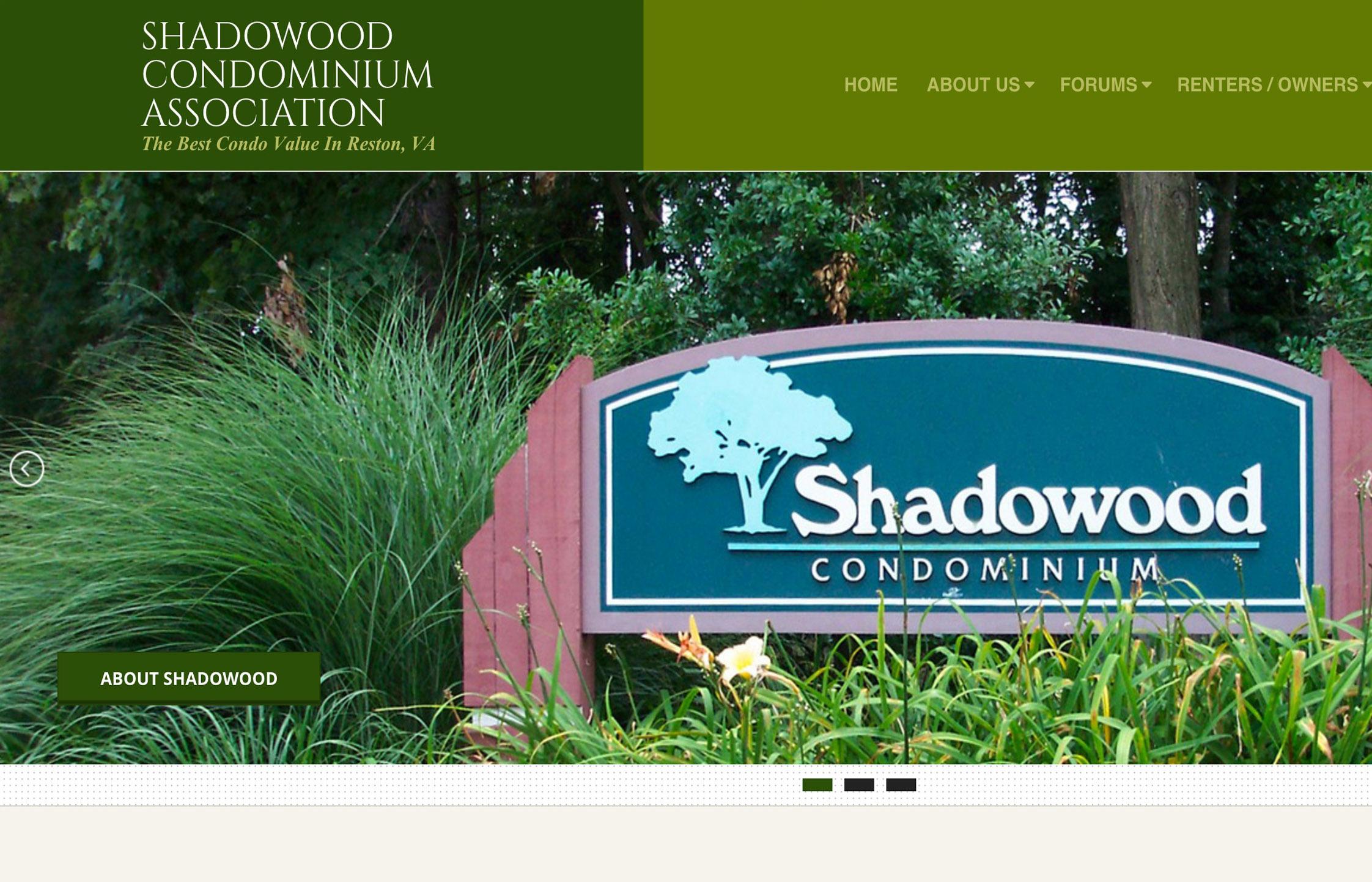 Shadowood Condominium Association