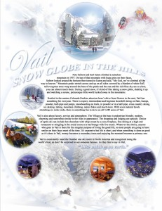 Vail Article