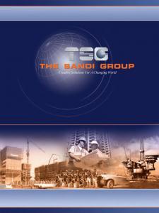 TSG Brochure Cover